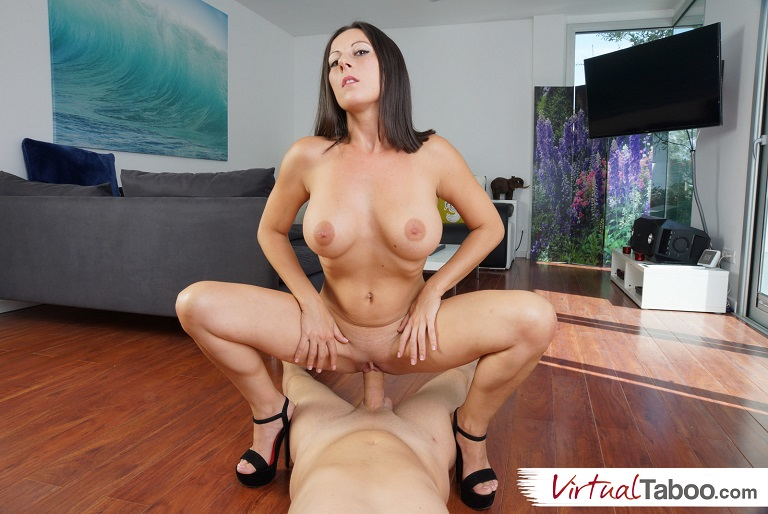 Fuck the Clean Shaven Pussy of Wife Noemi Jolie
